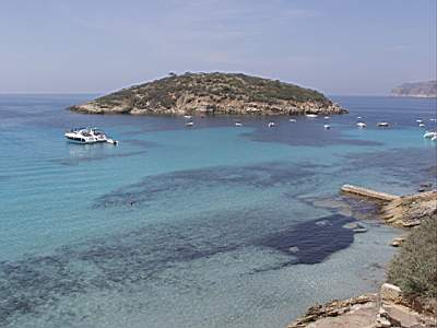 Nudist Beach Near Santa Ponsa